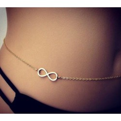Infinity Belly Chain