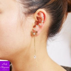 Left-Ear Butterly Earring,...